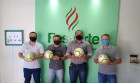 FME recebe material